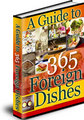 Thumbnail A Guide to 365 Foreign Dishes