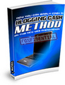 Thumbnail Blogging Cash Method MRR