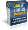 Thumbnail Clickbank Multi Product Manager