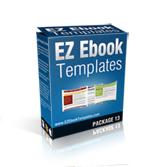 Thumbnail EZEbook Templates13