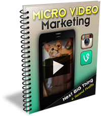 Thumbnail Micro Video Marketing
