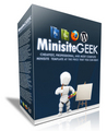 Thumbnail Minisite Geek - WP Themes And Squeeze Pages