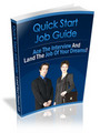 Thumbnail Quick Start Job Hunting Guide