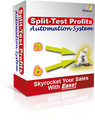 Thumbnail Split Test Profits Automation System