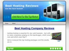 Thumbnail Wordpress Review Web Sites