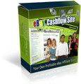 eBay Cashflow Site MRR - eBay Affiliate site Generator