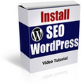 Thumbnail Install Seo Wordpress Video Course with 50 Adsense wordpress themes for $17