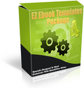 EZ Ebook Templates Package 4
