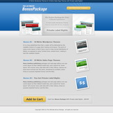 Thumbnail The Ultimate Package - 20 Professional Templates
