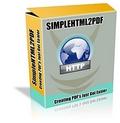 Thumbnail SimpleHTML2PDF - Php Script