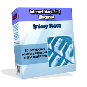 Product picture INTERNET MARKETING BLUEPRINT 30 Volume ebook collection