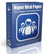 Product picture Hyper Viral Pages - Software