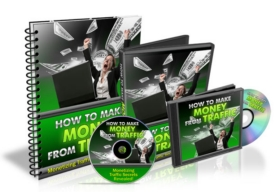 Product picture How To Make Money From Traffic - For Beginners