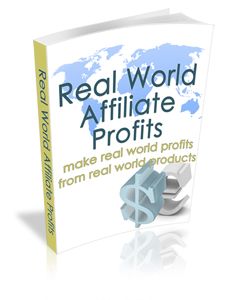 Product picture Real World Affiliate Profits