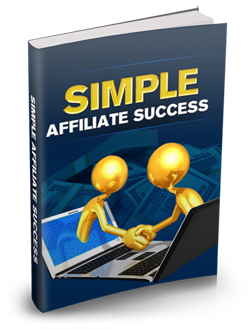 Product picture Simple Affiliate Success