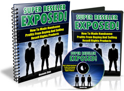 Product picture Super Reseller Exposed