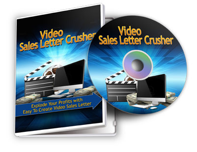 Product picture Video Sales Letter Crush