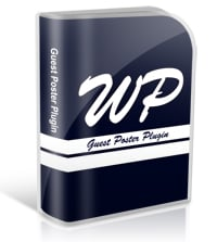 Product picture Wp Guest Poster Plugin
