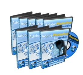 Product picture Adobe Photoshop For Newbies