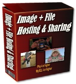 Product picture Image, File and Document Hosting And Sharing Script
