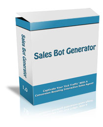 Product picture Sales Bot Generator
