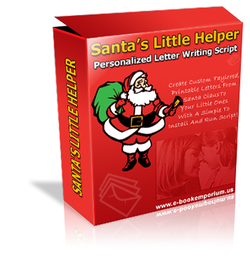 Product picture Santas Little Helper