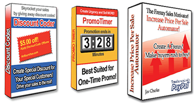 Product picture Ultimate Motivators Package - 3 Softwares with MRR